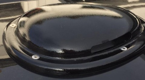 ABS Gravity Roof Vent