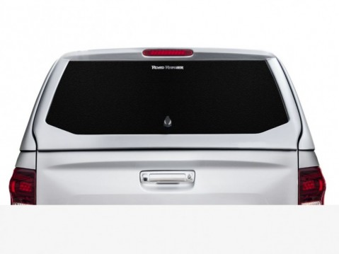 Solid ABS rear door + soid front wall (without window)