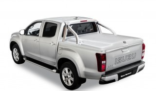 Sportcover III (with styling bar) Isuzu D-Max