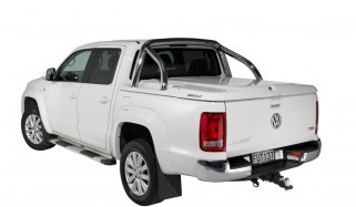 Sportcover II compatible with OE Styling bar VW Amarok