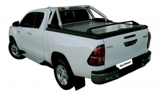 Alucover Toyota Hilux DC silver